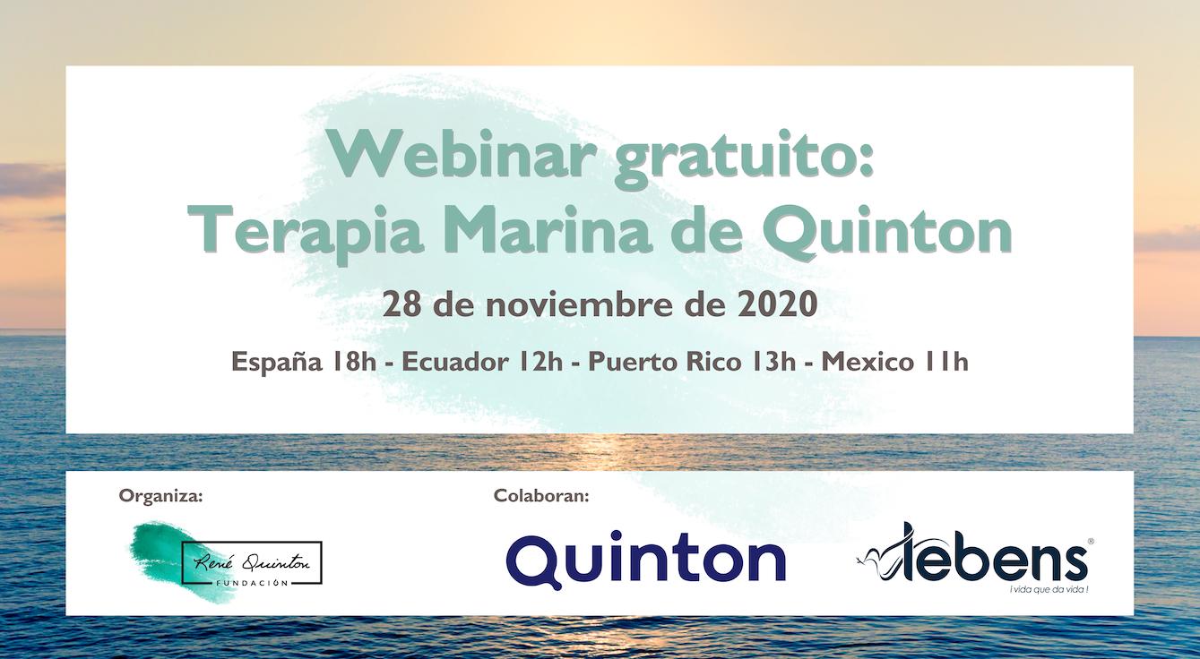 20201128- Webinar gratuito_ Terapia Marina de Quinton
